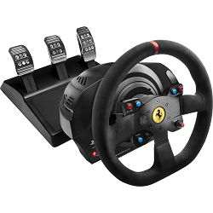Volan Thrustmaster T300 Ferrari Integral Alcantara Edition, PC/PS3/PS4