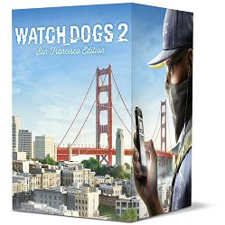 Watch Dogs 2 Collector's Edition (San Francisco) PC
