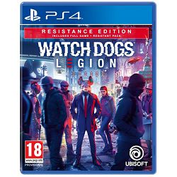 Watch Dogs Legion Resistance Edition Day1 PS4