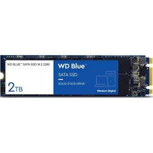 SSD WD Blue 2TB M.2 2280 SATA3 6Gb/s, R560/W530