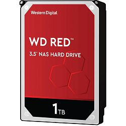 Hard disk WD Red NAS (1TB, SATA 6Gb/s, 64MB Cache, 5400rpm)