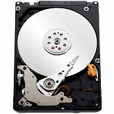 Hard disk WD Blue (2.5