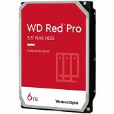 Hard disk WD Red Pro (3.5, 6TB, 256MB, 7200 RPM, SATA 6 Gb/s)