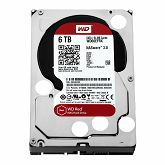 Hard disk WD Red (3.5, 6TB, 64MB, RPM IntelliPower, SATA 6 Gb/s), WD60EFRX