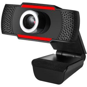 Web kamera Adesso CyberTrack H3, 720p HD, crna - BEST BUY
