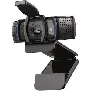 Web kamera Logitech C920s, 1080p, crna