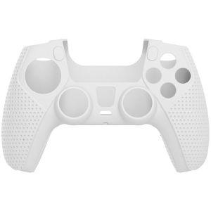 Navlaka White Shark PS5-541, silikon, PS5, bijeli