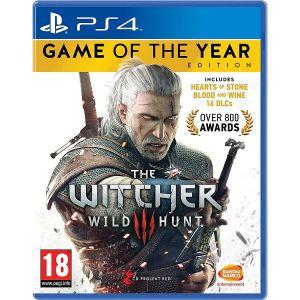 The Witcher 3: Wild Hunt GOTY PS4