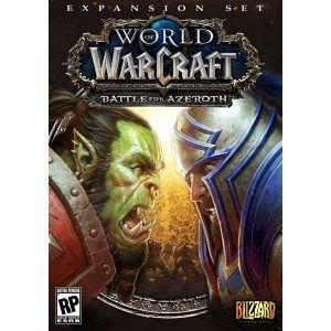 World of Warcraft: Battle for Azeroth Battle.net Key