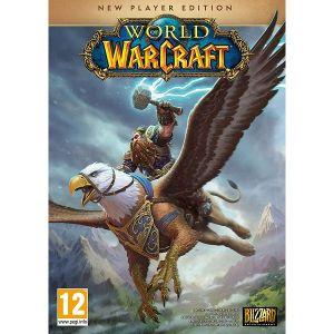 World of Warcraft - New Player Edition - CD Key