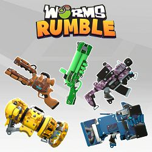 Worms Rumble - Armageddon Weapon Skin Pack STEAM Key