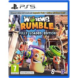 Worms Rumble - Fully Loaded Edition PS5