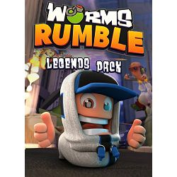 Worms Rumble - Legends Pack CD Key