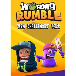Worms Rumble - New Challengers Pack CD Key