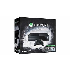 Xbox One 1 TB Konzola, black + Rise of the Tomb Raider