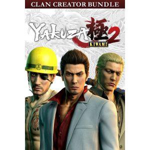 Yakuza Kiwami 2 - Clan Creator Bundle CD Key