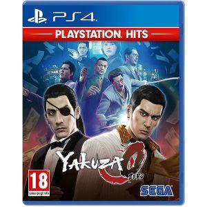Yakuza Zero Playstation Hits PS4