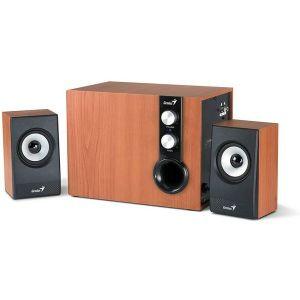 Zvučnici Genius SW-HF2.1 1205 drveni