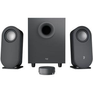 Zvučnici Logitech Z407, 2.1, Bluetooth, crni - MAXI PONUDA