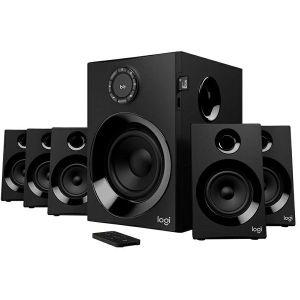 Zvučnici Logitech Z607 Bluetooth 5.1, crni
