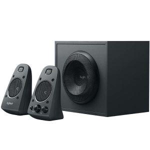 Zvučnici Logitech Z625 2.1 THX, crna - BEST BUY