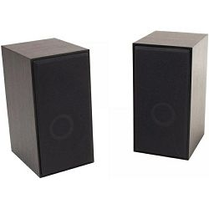 Zvučnici SBOX SP-649, drveni, smeđi