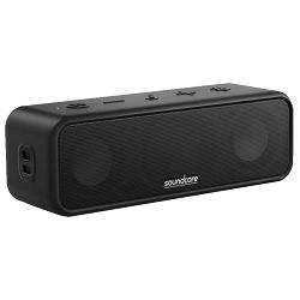 Zvučnik Anker Soundcore 3, bežični, bluetooth, vodootporan IPX7, 16W, crni