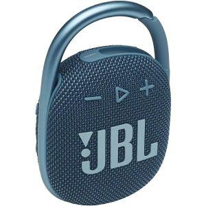 Zvučnik JBL Clip 4, bluetooth, vodootporan IP67, plavi