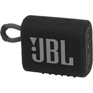 Zvučnik JBL Go 3, bežični, bluetooth, vodootporan IP67, 4.2W, crni