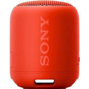 Zvučnik Sony SRS-XB12/R, bežični, bluetooth, crveni