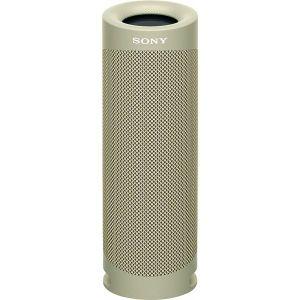 Zvučnik Sony SRS-XB23/C, bežični, bluetooth, vodootporan IP67, bež