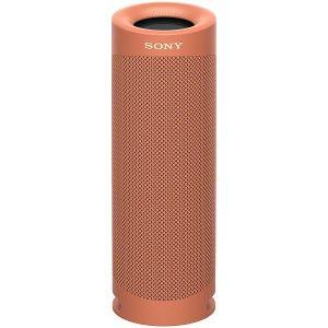 Zvučnik Sony SRS-XB23/R, bežični, bluetooth, vodootporan IP67, narančasti