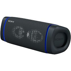 Zvučnik Sony SRS-XB33/B, bežični, bluetooth, crni