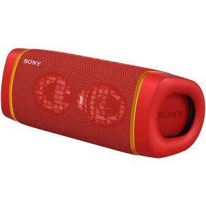 Zvučnik Sony SRS-XB33/R, bežični, bluetooth, crveni