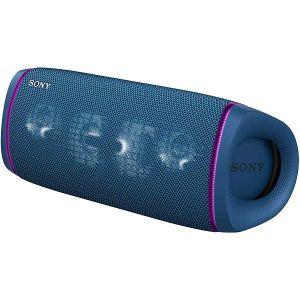 Zvučnik Sony SRS-XB43/L, bežični, bluetooth, plavi